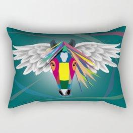Special Horse Rectangular Pillow