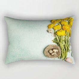 Eastr decortion Rectangular Pillow