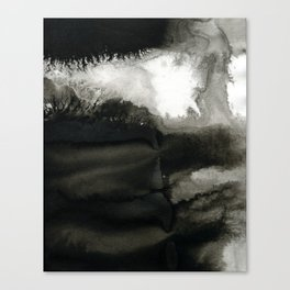 Stormy Night Dreaming Canvas Print