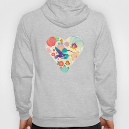 Love - Mother - Life Hoody