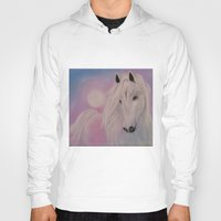 serenity Hoodies featuring Serenity by Christine's heART