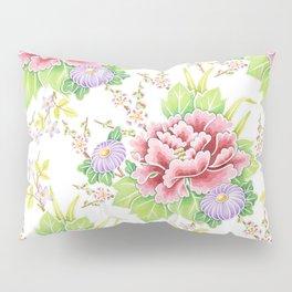 Bouquet Chintz Pillow Sham