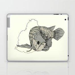Silver Arowana Laptop & iPad Skin