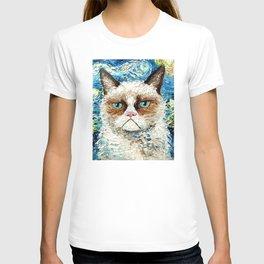 Grumpy Cat Is Still Grumpy T-shirt