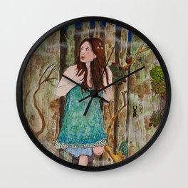 Flukt Wall Clock