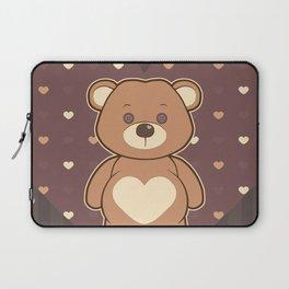 Valentine Teddie Laptop Sleeve