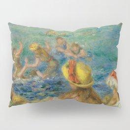 "Auguste Renoir ""Baigneuses"" Pillow Sham"