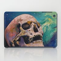 fullmetal alchemist iPad Cases featuring The Alchemist by Michael Creese
