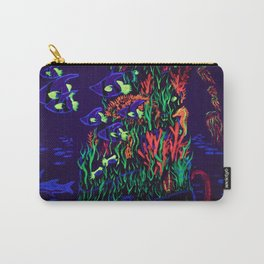 Under Da Sea Glow Carry-All Pouch