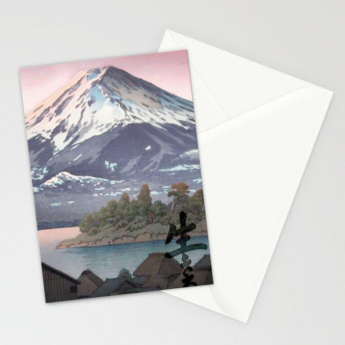 The Kawaguchi Trail Stationery Cards