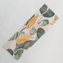 Lush Lily - Autumn Yoga Mat