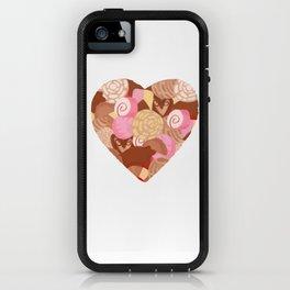 Corazón de Pan Dulce iPhone Case