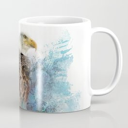 Expressions Bald Eagle Coffee Mug