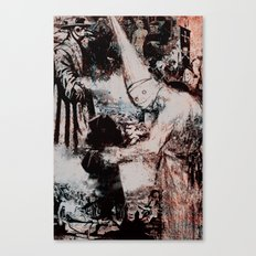 Plague Canvas Print