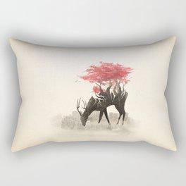 Revenge of the forest Rectangular Pillow