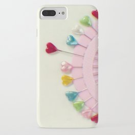 For the love of pins iPhone Case