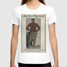 Vintage Posters 084 Jarvis of Harvard T-shirt