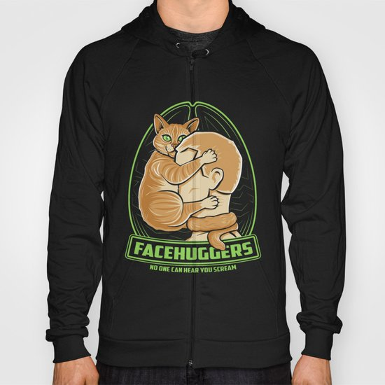 Facehuggers  Hoody