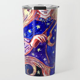 The beautiful herbal witch Travel Mug