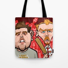 The Zed Word Tote Bag