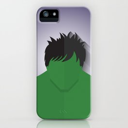 Hulk iPhone Case