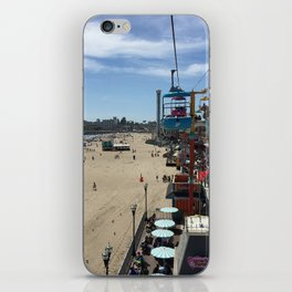 Santa Cruz Beach Boardwalk April 26, 2015 iPhone Skin