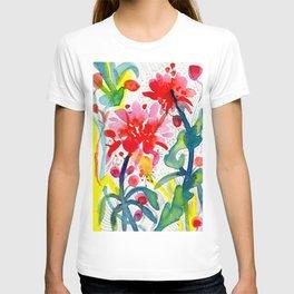 Florida Floral T-shirt