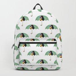 Singin' in the Rain - Green Backpack