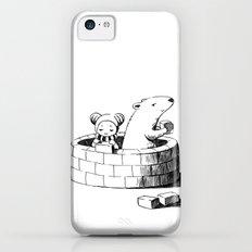 Polar Building iPhone 5c Slim Case