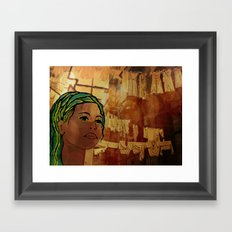 111. Framed Art Print