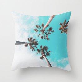 Cali Dreamin' Throw Pillow