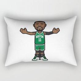 kyrieirving Boston Rectangular Pillow