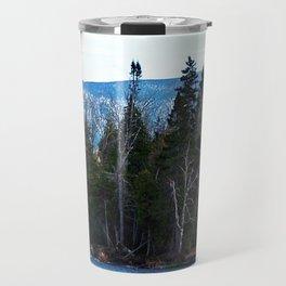 Blue Mountain River Travel Mug