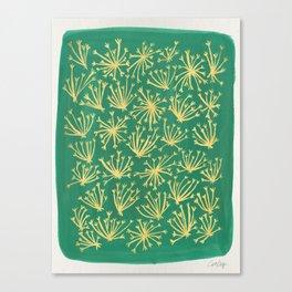 Queen Anne's Lace #3 Canvas Print