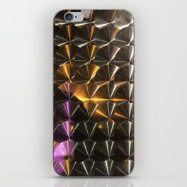 Reflections of Jupiter's Amalthea Gossamer Ring iPhone Skin