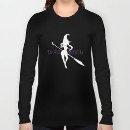 Basic Witch Halloween and Fall Season  Long Sleeve T-shirt