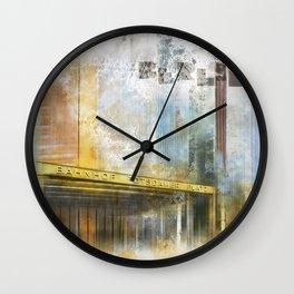 City-Art BERLIN Wall Clock