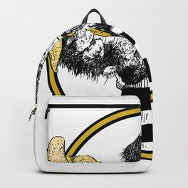 monkey and banana Backpack