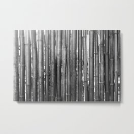 The Nature of Bamboo (Los Angeles, CA) Metal Print