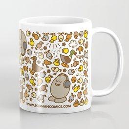 Eggman Comics - Ducklings Coffee Mug