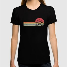 Cycling product. Retro Style print For Cyclist T-shirt