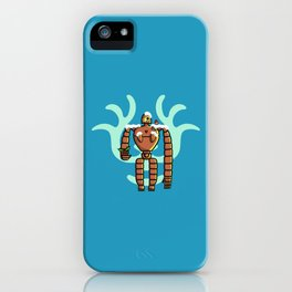 Christmas Laputa Robot iPhone Case