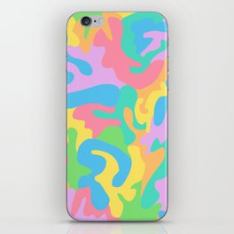 happy iPhone Skin
