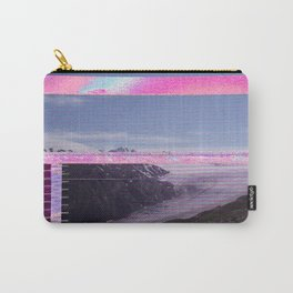 accelerated digital melt Carry-All Pouch