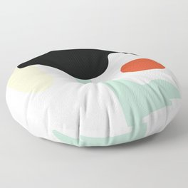 Matisse Shapes 1 Floor Pillow