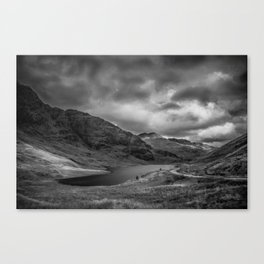 Scottish Landscape Canvas Print