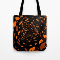 In The Leaves Tote Bag