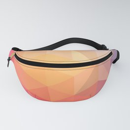 Geometric forms Fanny Pack