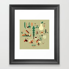 Countrylife #2 — Grass Framed Art Print