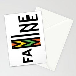 Mi Famine Mine Stationery Cards